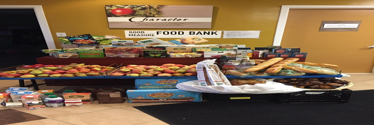 Good measure food bank